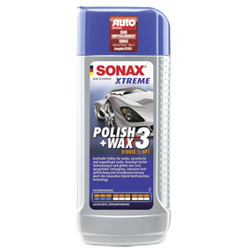sonax xtreme polish wax 3 hybrid npt politur f r matte. Black Bedroom Furniture Sets. Home Design Ideas