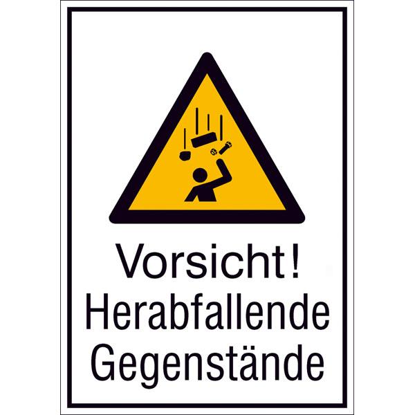 Sonstige Warnung Vor ätzenden Stoffen Offen W023 Warnzeichenaufkleber