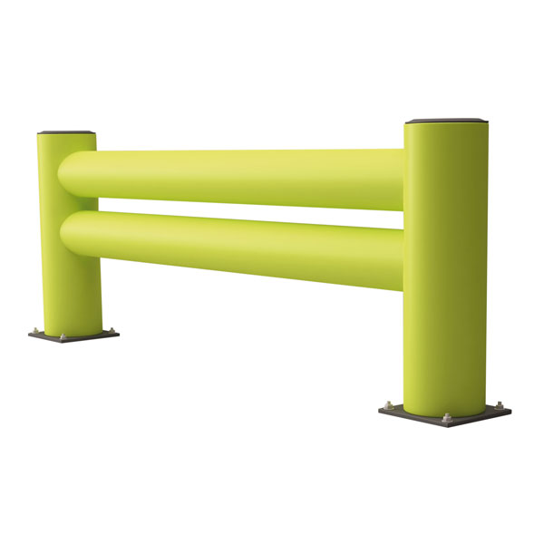 rack armour anfahrschutzsystem rammschutz poller aus kunststoff bei suk. Black Bedroom Furniture Sets. Home Design Ideas