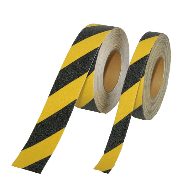 m2 antirutschbelag warnmarkierung band bodenmarkierung farbe gelb schwarz bei suk. Black Bedroom Furniture Sets. Home Design Ideas