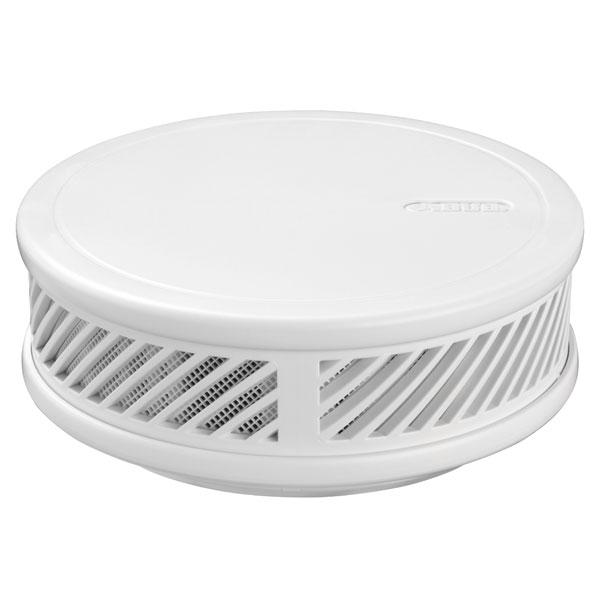 rauch und hitzewarnmelder rauchmelder mit festverbauter batterie 3v lithium batterie bi sensor. Black Bedroom Furniture Sets. Home Design Ideas