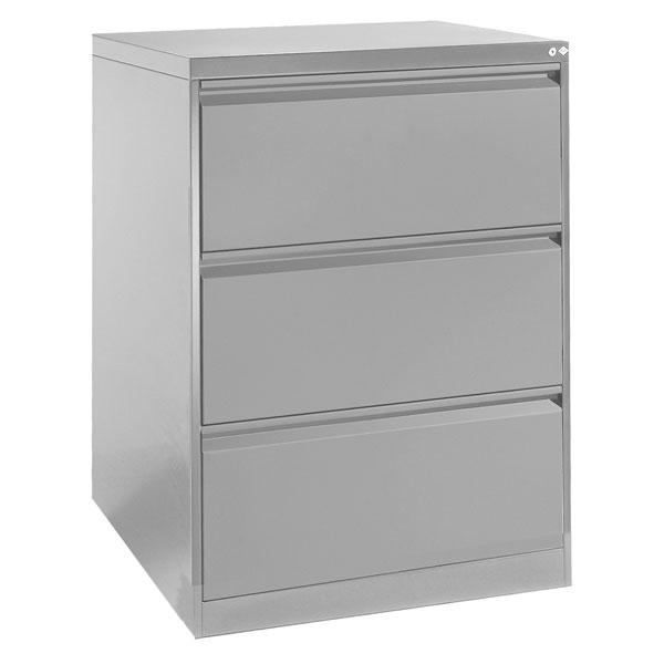 c p h ngeregistraturschrank c 2000 acurado mit 3 schubladen und zylinderschloss. Black Bedroom Furniture Sets. Home Design Ideas
