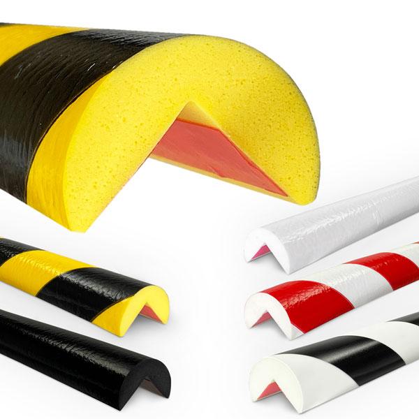 knuffi shg warn und schutzprofil eckschutz kreisform. Black Bedroom Furniture Sets. Home Design Ideas
