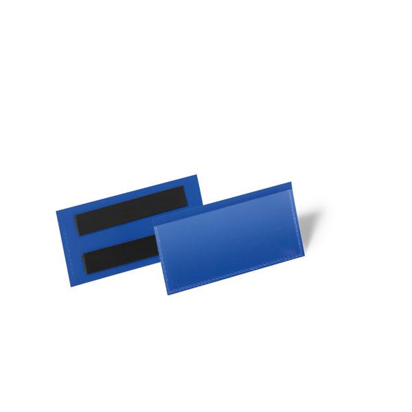 durable magnetische etikettentaschen zwei r ckseitige magnetstreifen f r lagerregale und. Black Bedroom Furniture Sets. Home Design Ideas