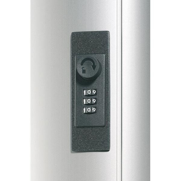 durable key box code 72 schl sselkasten 3 zeiliges. Black Bedroom Furniture Sets. Home Design Ideas