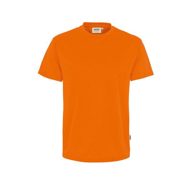 hakro t shirt performance orange besonders strapazierf hig und pflegeleicht. Black Bedroom Furniture Sets. Home Design Ideas