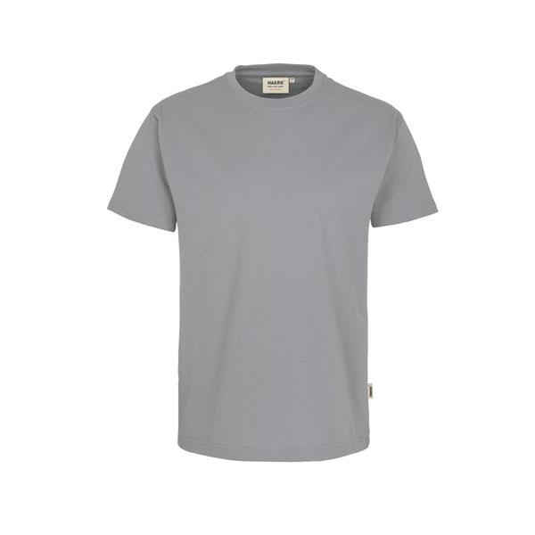 hakro t shirt performance mittelgrau besonders strapazierf hig und pflegeleicht. Black Bedroom Furniture Sets. Home Design Ideas