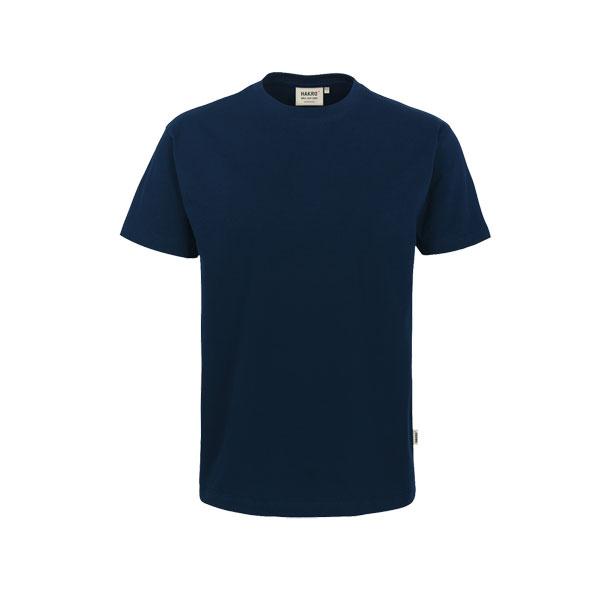 berufsbekleidung t shirts hakro t shirt 39 heavy 39 dunkelblau bei suk. Black Bedroom Furniture Sets. Home Design Ideas