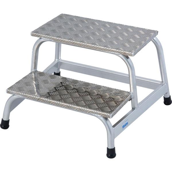montagetritt trittleiter krause montage tritt alu robustes arbeitspodest bei suk. Black Bedroom Furniture Sets. Home Design Ideas