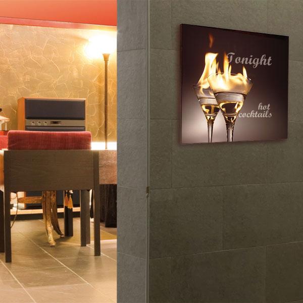 wandhalter fisso pixfix f r bilder und poster. Black Bedroom Furniture Sets. Home Design Ideas