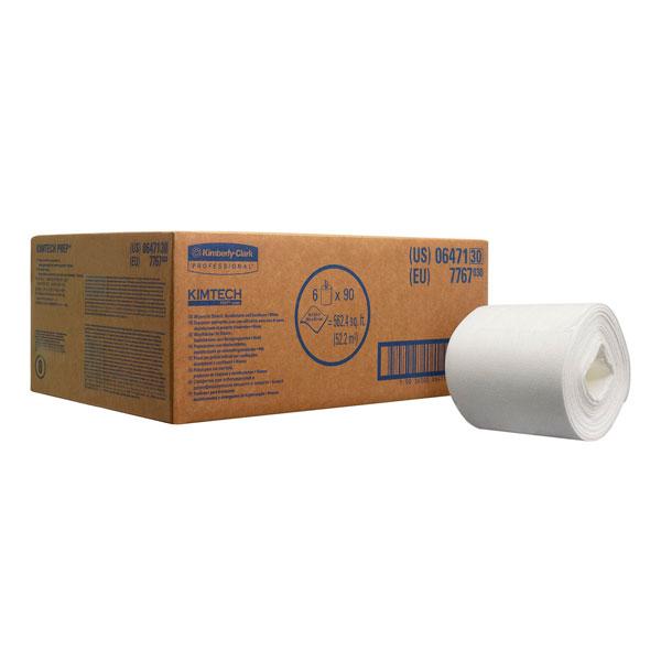 kimtech 7767 wettask ds wischt cher gro rolle zum reinigen und desinfizieren ohne spray gegen. Black Bedroom Furniture Sets. Home Design Ideas