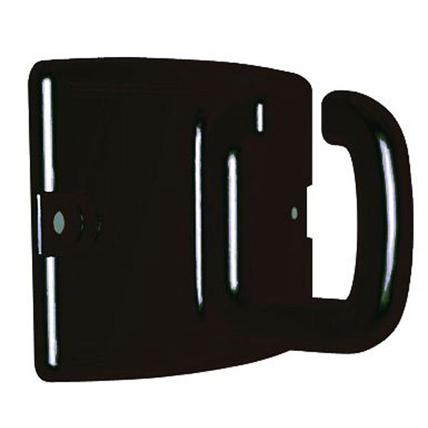 wandhaken kunststoff zum einh ngen von ketten farbe. Black Bedroom Furniture Sets. Home Design Ideas