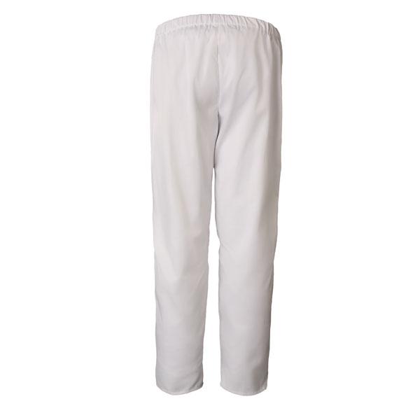 5db62e66a9f9 ... Berufsbekleidung Damen Arbeitskleidung PLANAM Bundhose, speziell für  Damen, weiß, ...