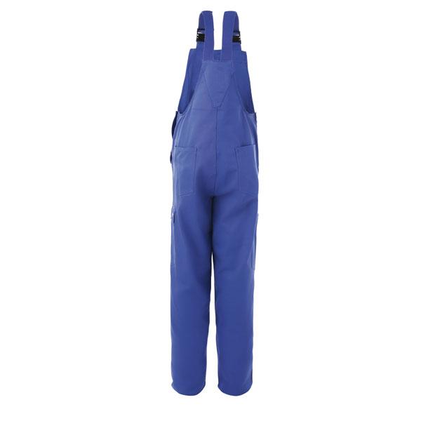 2e55dd0b86dd ... Berufsbekleidung Damen Arbeitskleidung PLANAM Latzhose, speziell für  Damen, kornblau, ...