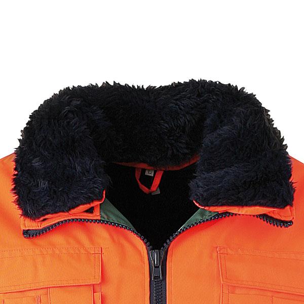 warnschutzkleidung warnschutzjacken planam warnschutz comfortjacke orange gr n. Black Bedroom Furniture Sets. Home Design Ideas