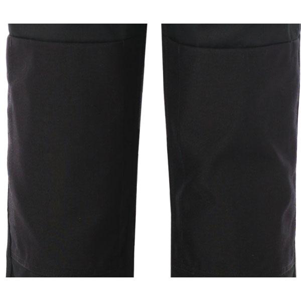 2bd76e154811 Planam Bundhose Canvas 320 schwarz Arbeitshose mit Reflexbiesen und ...
