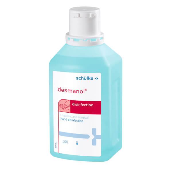 Schulke Handedesinfektion Desmanol Pure Zur Hygienischen Und