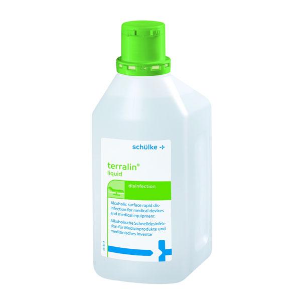Schulke Terralin Liquid Desinfektion Zur Desinfektion Von