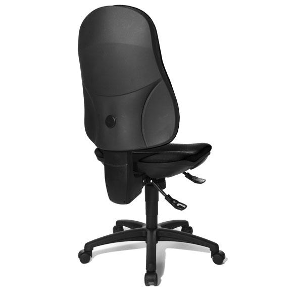 topstar b rostuhl support sy mit bandscheibensitz und zus tzlicher lendenwirbelst tze. Black Bedroom Furniture Sets. Home Design Ideas