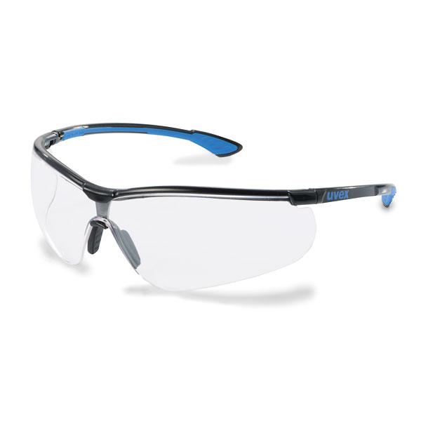 uvex schutzbrille sportstyle ar mit beidseitig entspiegelten scheiben. Black Bedroom Furniture Sets. Home Design Ideas