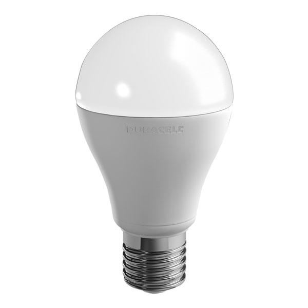 Duracell A-Shape LED-Lampe A21 frosted Leistung: 10W (60W Ersatz ...